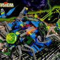 A Lego Space története 5.rész - Robo Force, Ufo, Insectoids