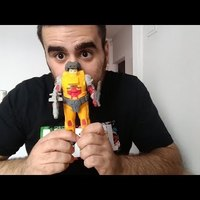 Heti videó: 02# Transformers G1 Landmine Pretender
