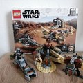 Heti videó: 32# Lego Star Wars 75299 Trouble on Tatooine