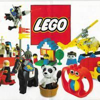 1984-es nyugat-európai Lego katalógus