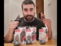 Heti videó: 07# Last Jedi figurák részletesen 6.rész