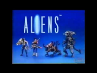 ALIENS Toy Commercial 1992