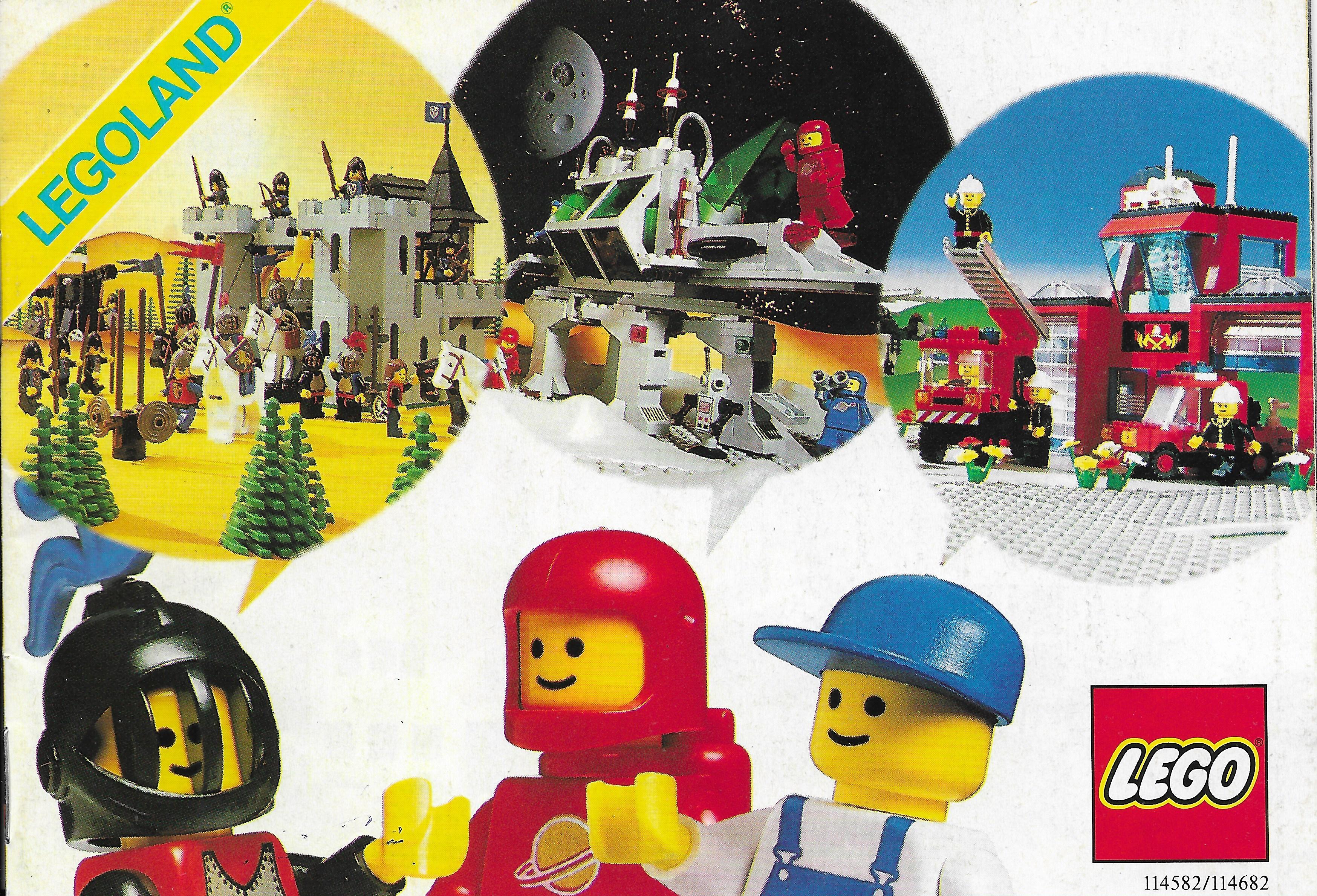1986-os Lego minikatalógus
