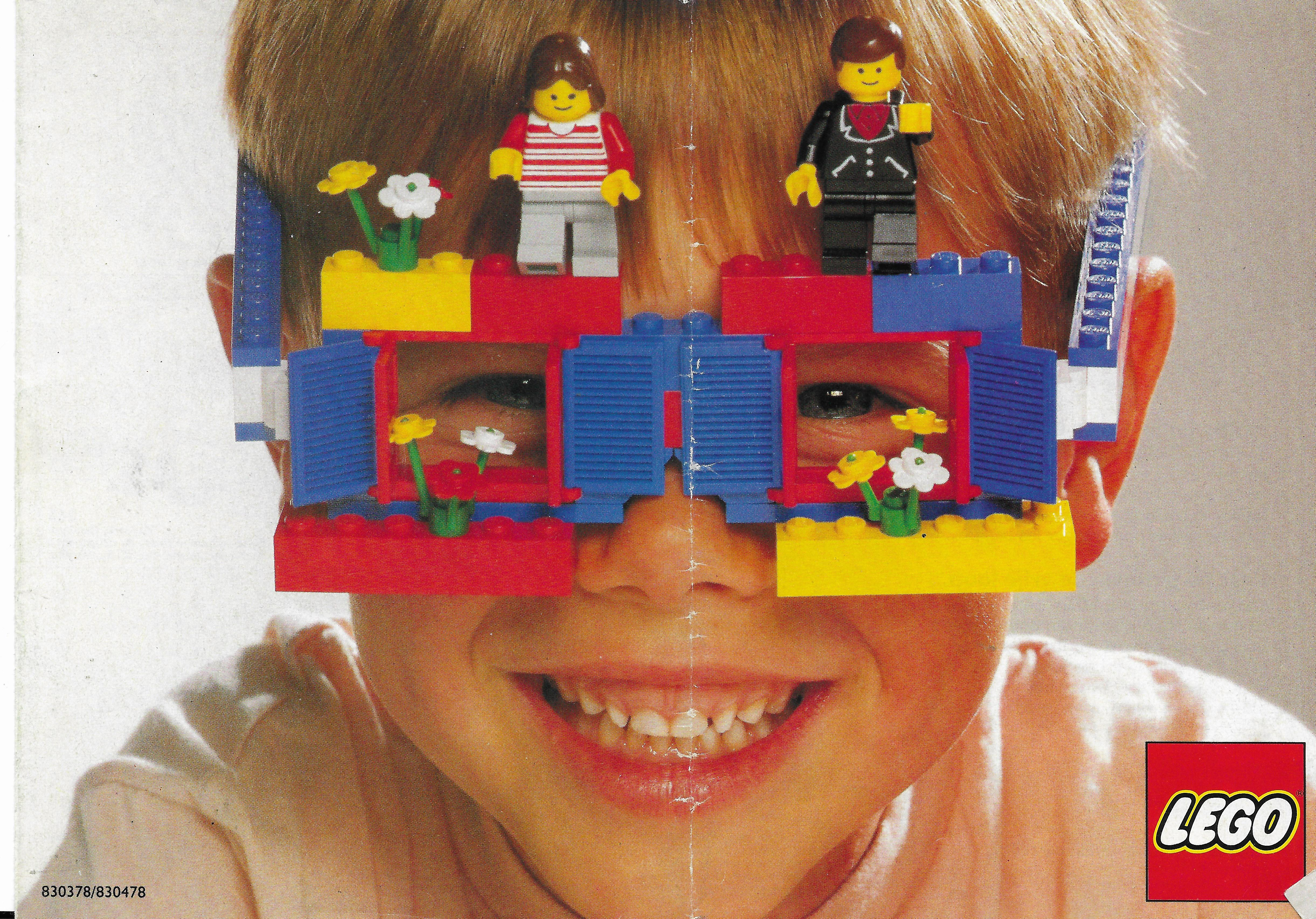 1991-es holland Lego Basic katalógus