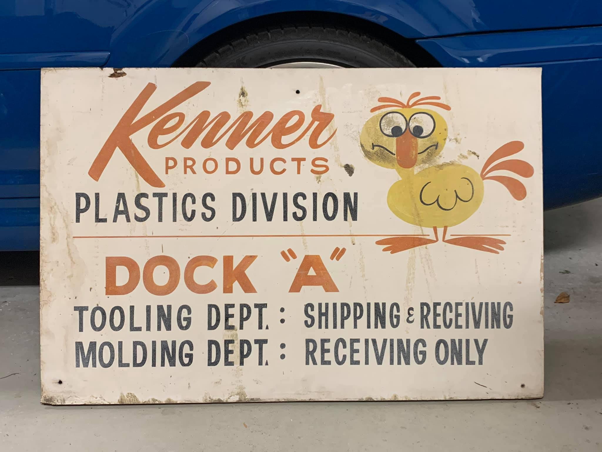Egy érdekes kincsvadászat története... a Kenner egyik elhagyatott épületéből