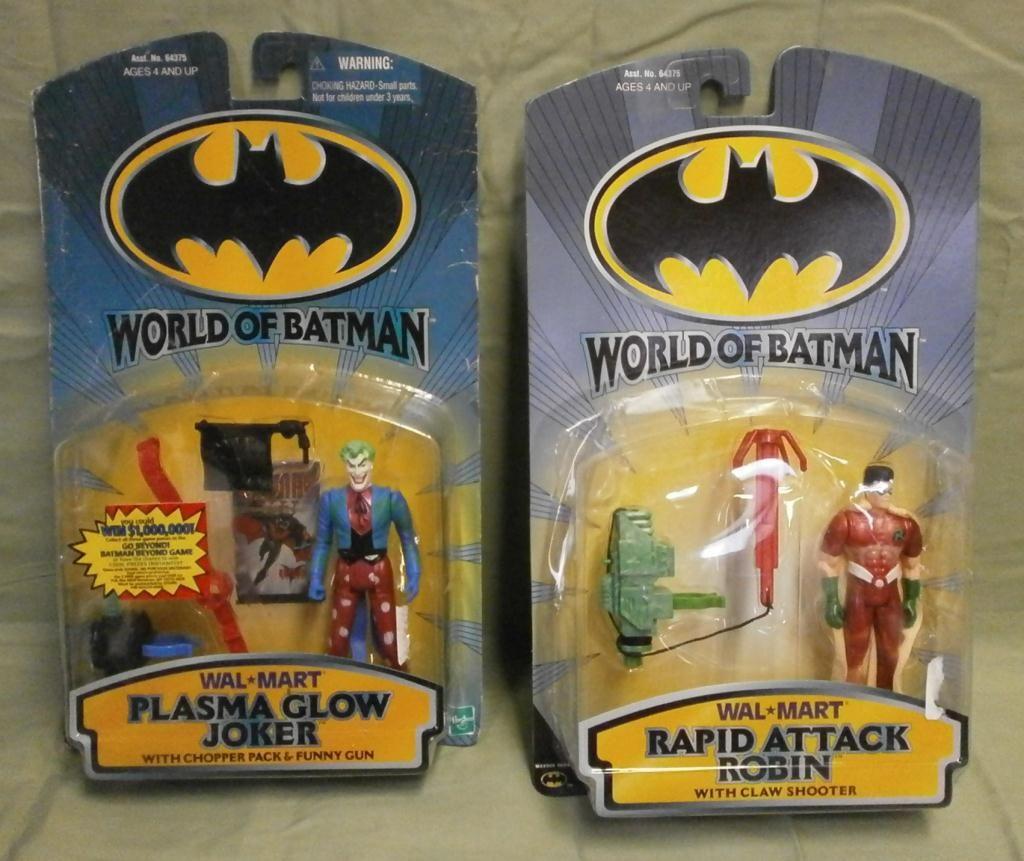 A Batman akciófigurák története - 22.rész