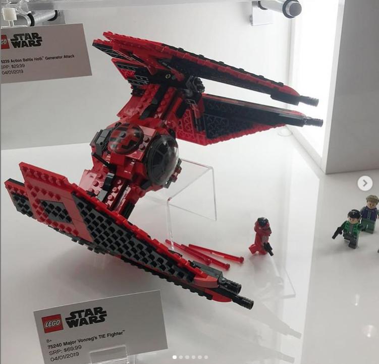 Toy Fair hírek: Lego Star Wars és DC újdonságok