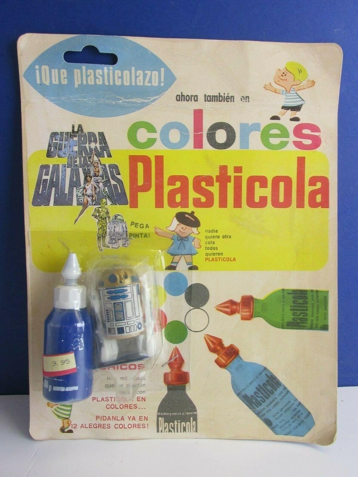 Kajli cuccok 1.rész- A hamis argentín Plasticola R2-D2 csomag