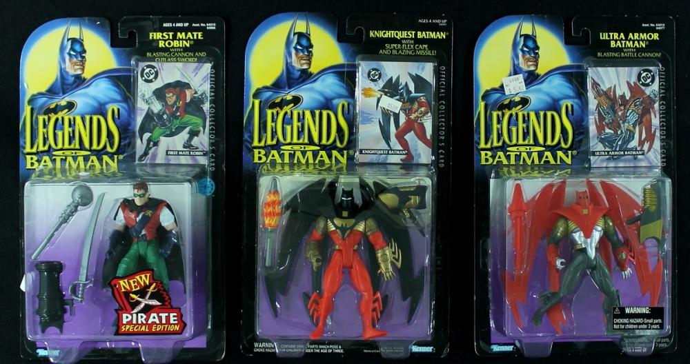 A Batman akciófigurák története - 8.rész