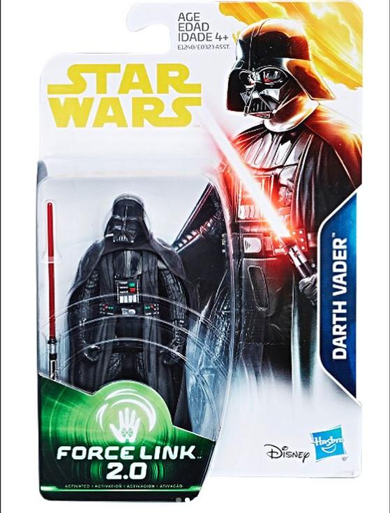Első képek a Darth Vader és Luke Skywalker Solo csomagolású figurákról