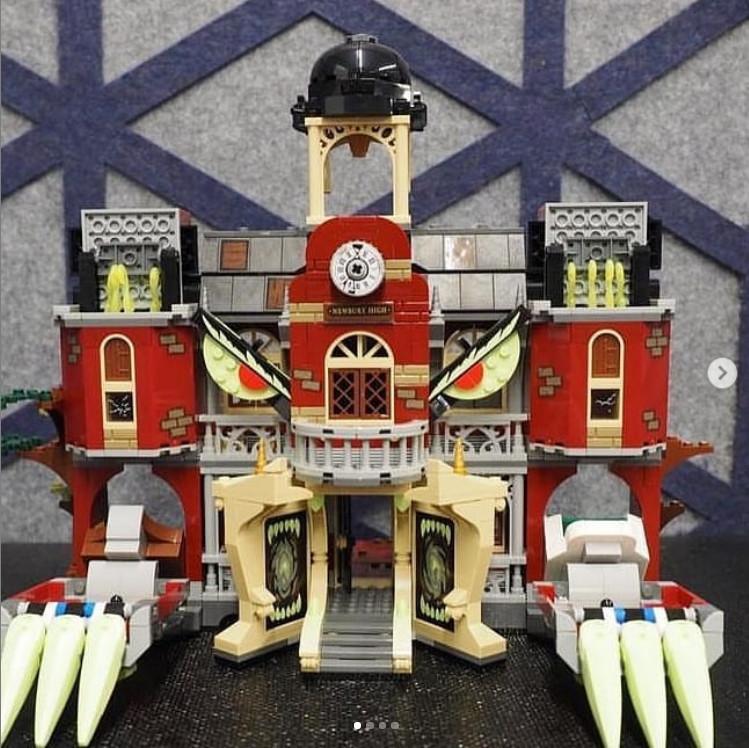 """Hírek: Lego Hidden Side - új """"horror-os"""" ihletésű Lego téma a láthatáron"""