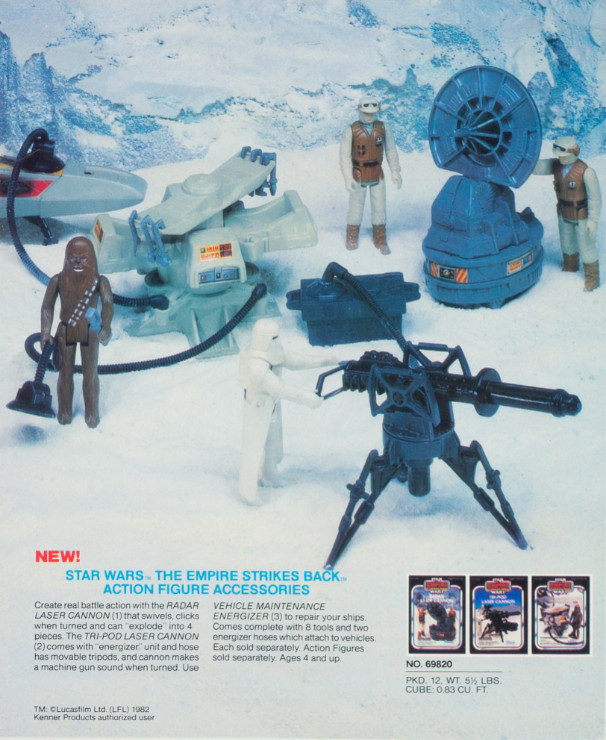 """Vintage Star Wars """"Mini Rigs-ek"""" és egyéb kiegészítők - 2.rész"""