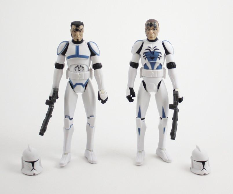 Modern Star Wars figura érdekességek - 9.rész
