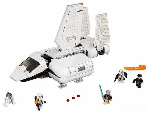 Az újabb 2018-as Lego Star Wars szettek