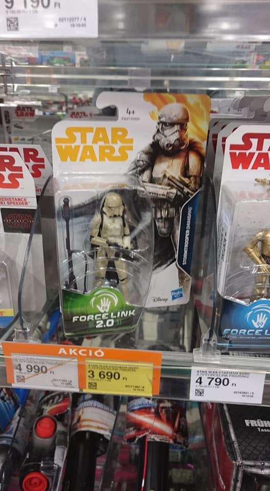 Karácsonyi játékkörkép - 1.rész - Star Wars figurák