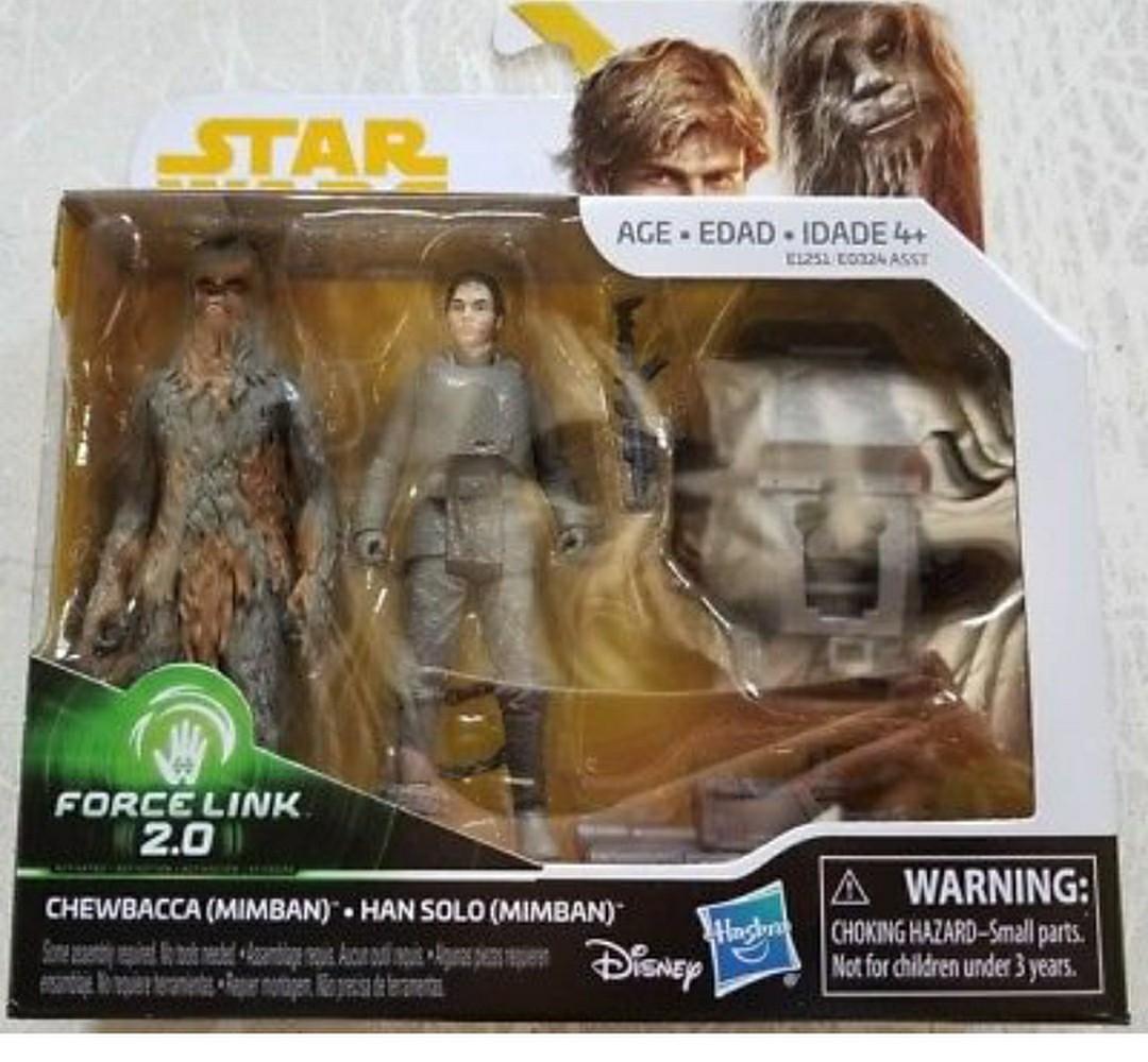 Pár új Solo figura kép