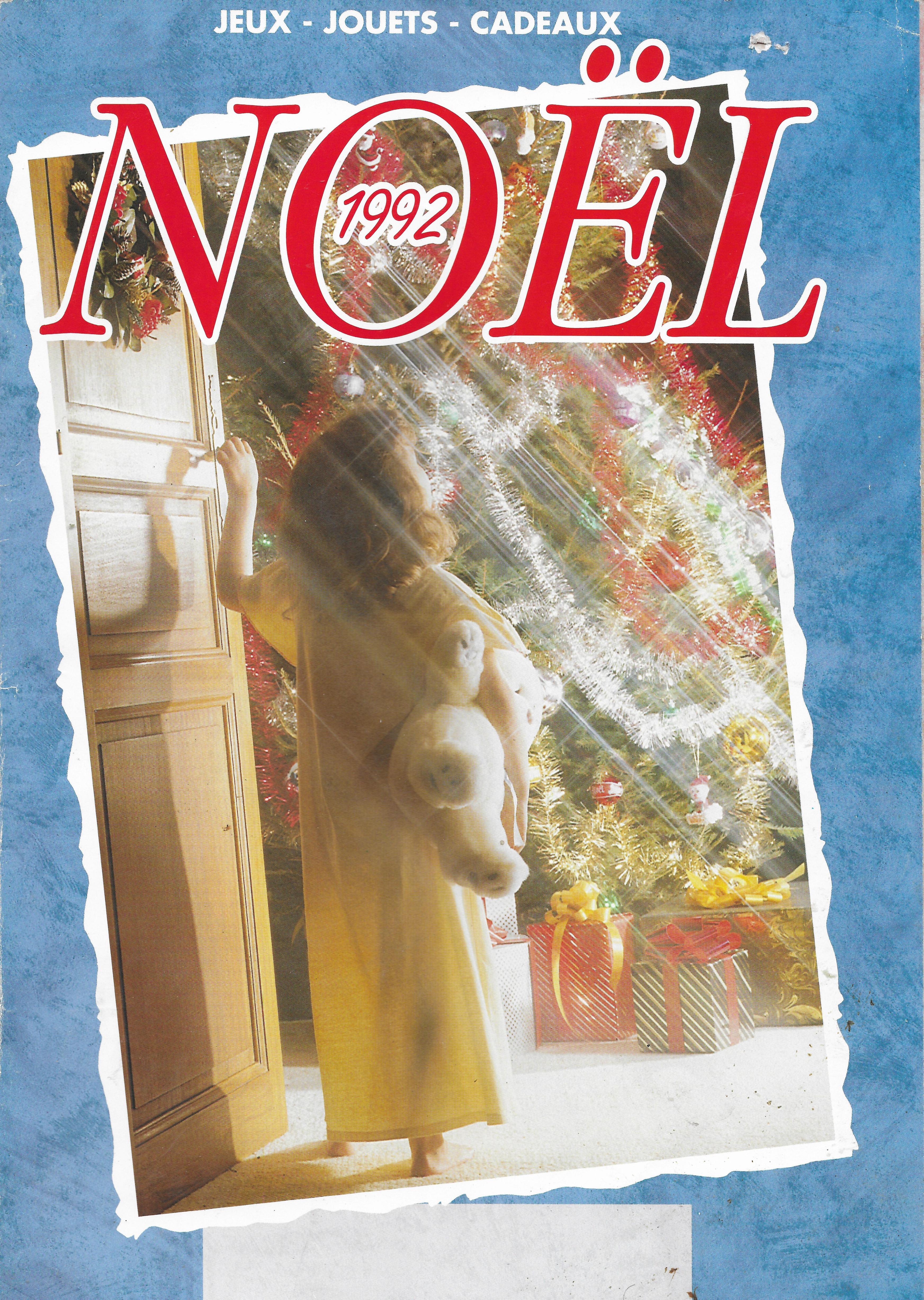 Advent III. - Egy francia karácsonyi katalógus 1992-ből