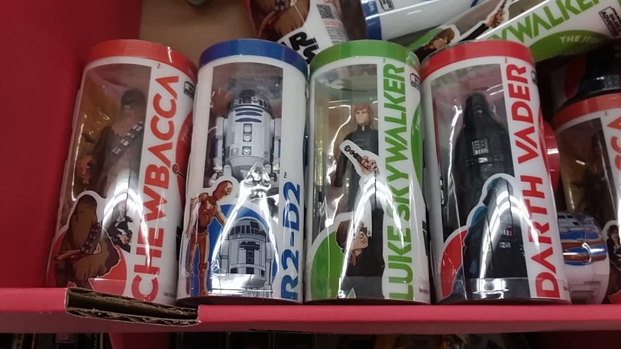 Hírek: Star Wars Galaxy of Adventures figurák