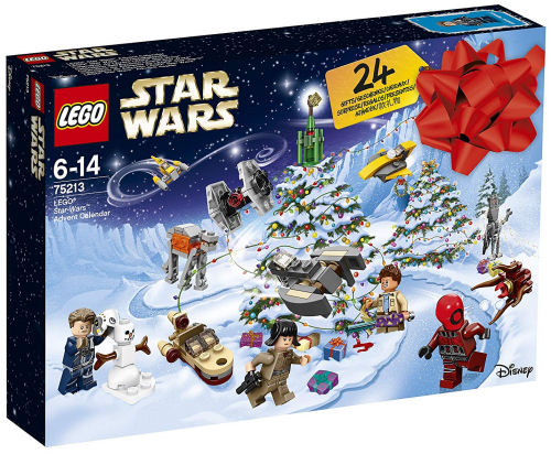 A 75213 Lego Star Wars Advent Calendar fotói