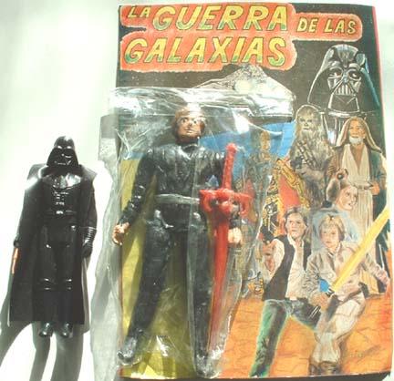 Napi Star Wars bootleg