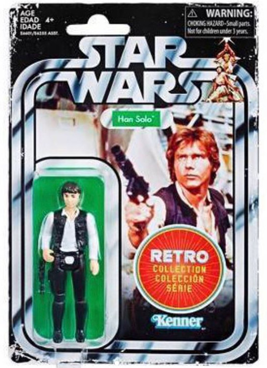 Toy Fair hírek: Kenner/Hasbro Retro Collection