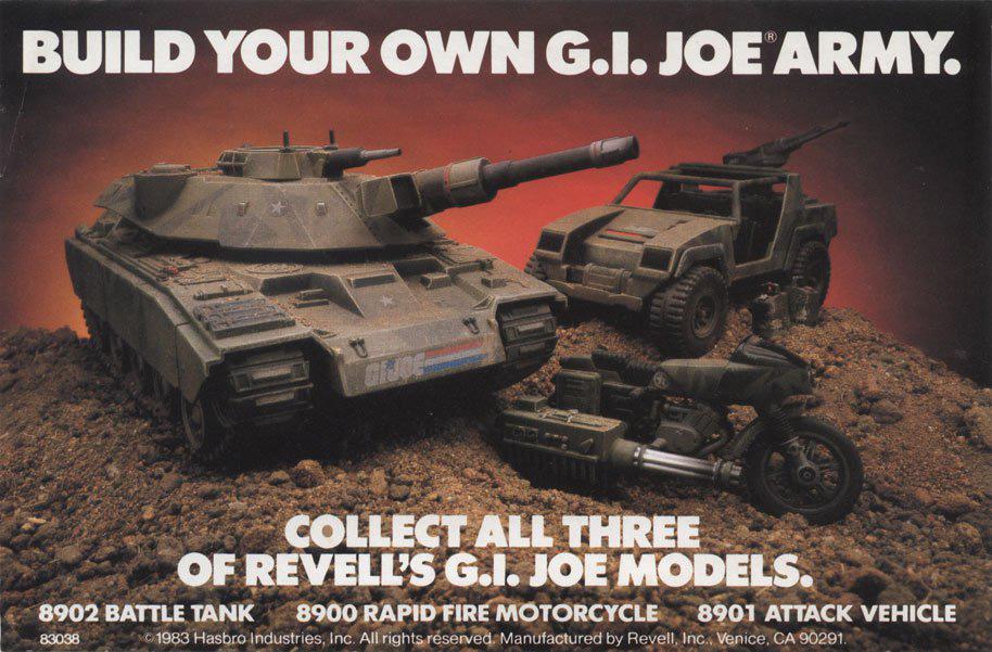 G.I.Joe érdekességek - 59