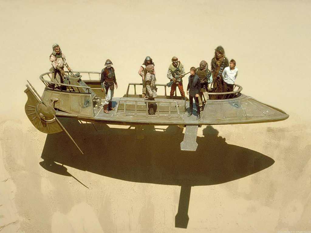 A Star Wars játékjárművek története - 6.rész