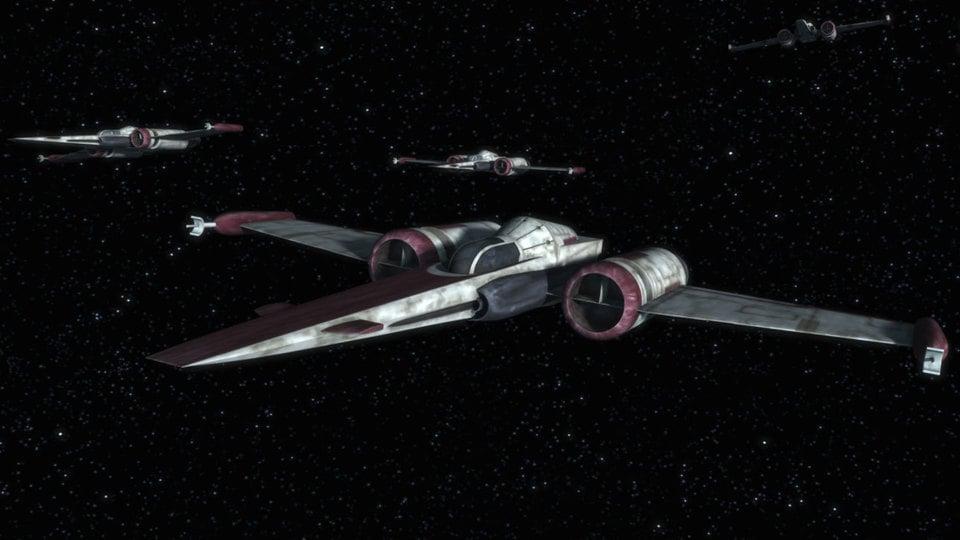 Star Wars játékjárművek története - 19.rész