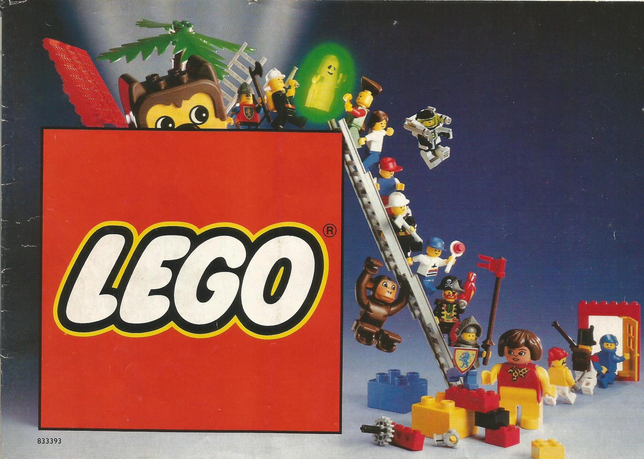 Lego katalógus 1991-ből