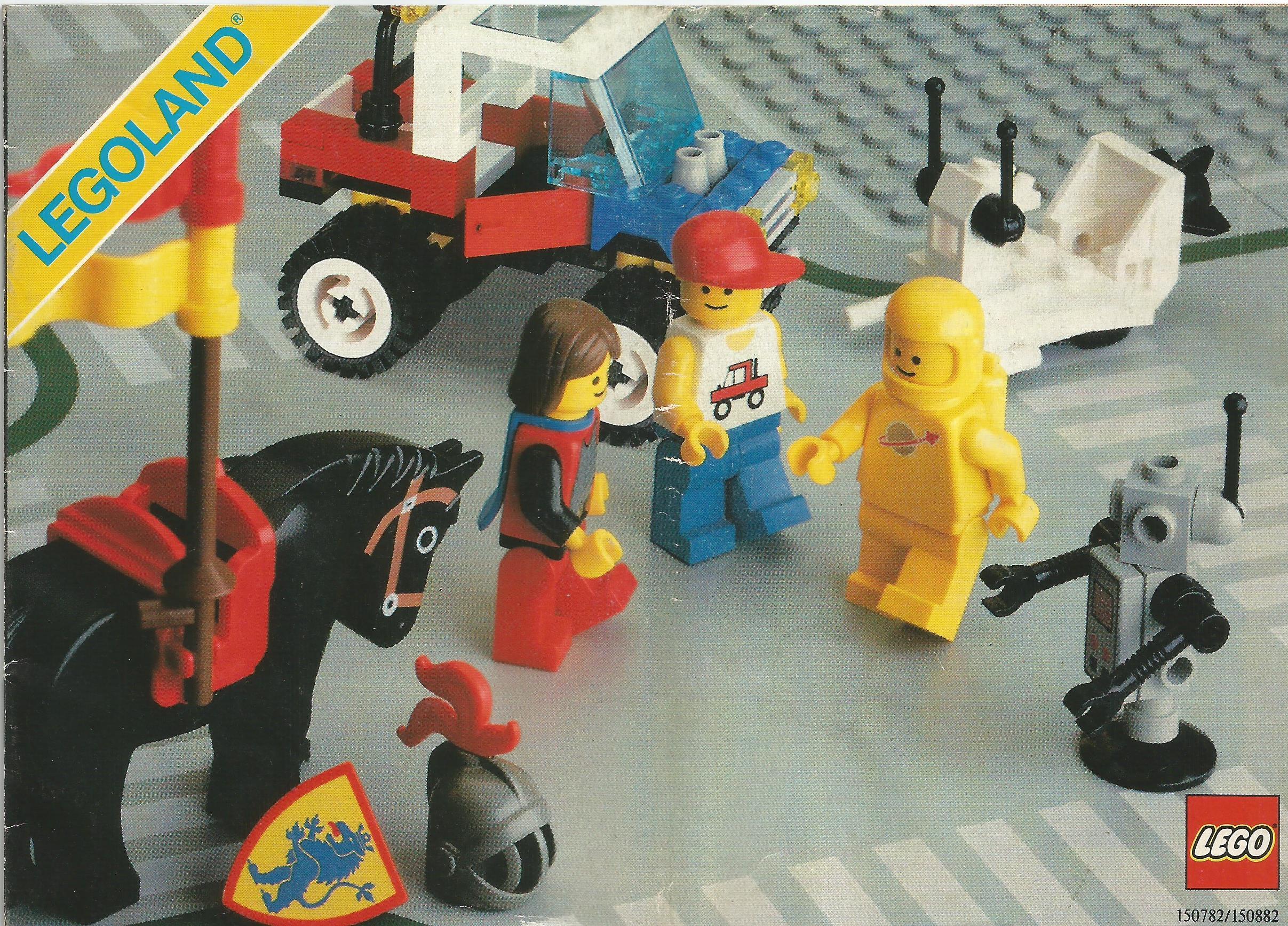 1987-es európai Lego katalógus