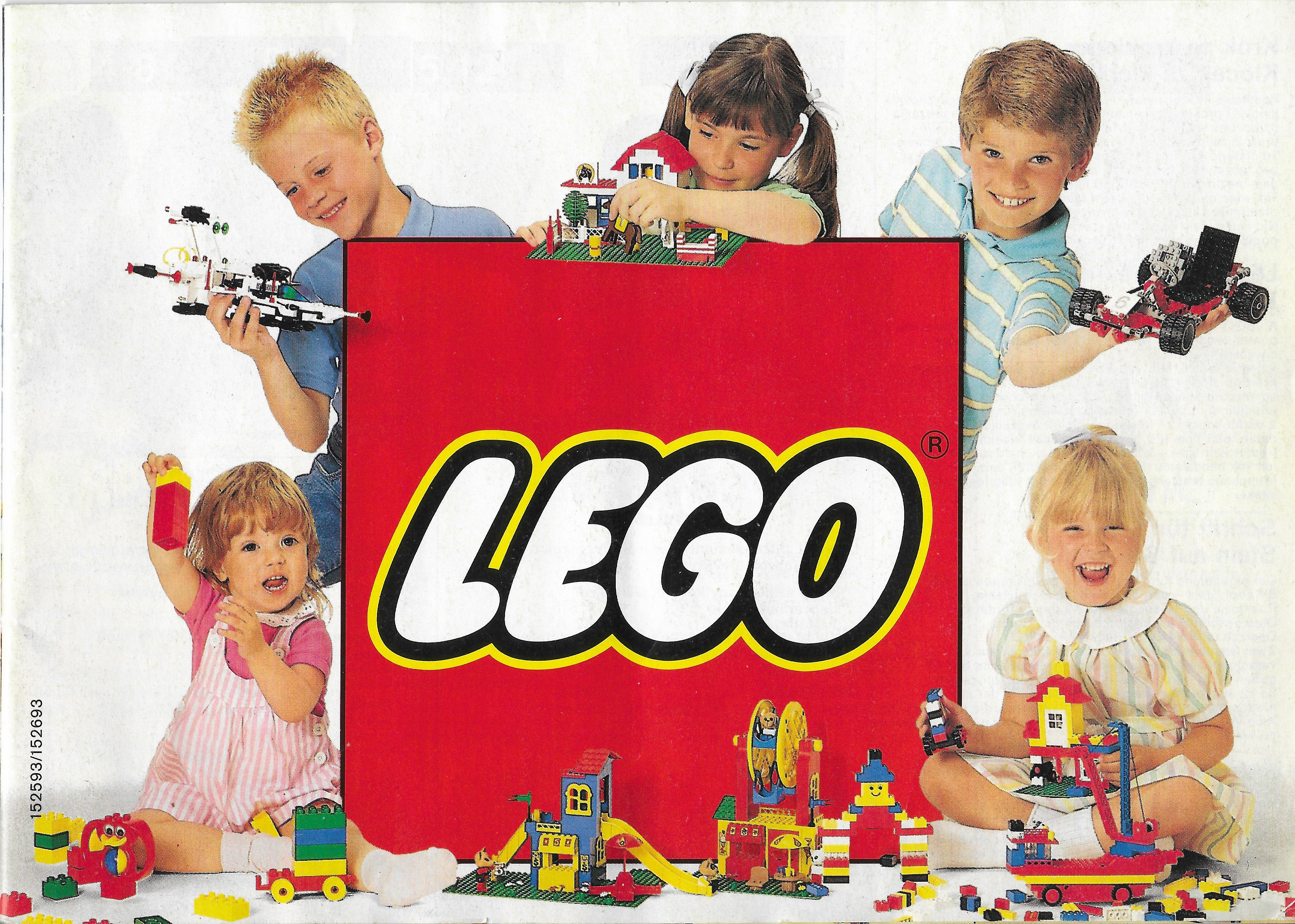 1987-es kelet-európai Lego katalógus