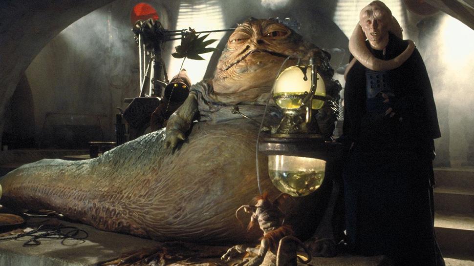 """A Star Wars """"Creature"""" figurák rövid történelme 4.rész - Jabba Edition"""