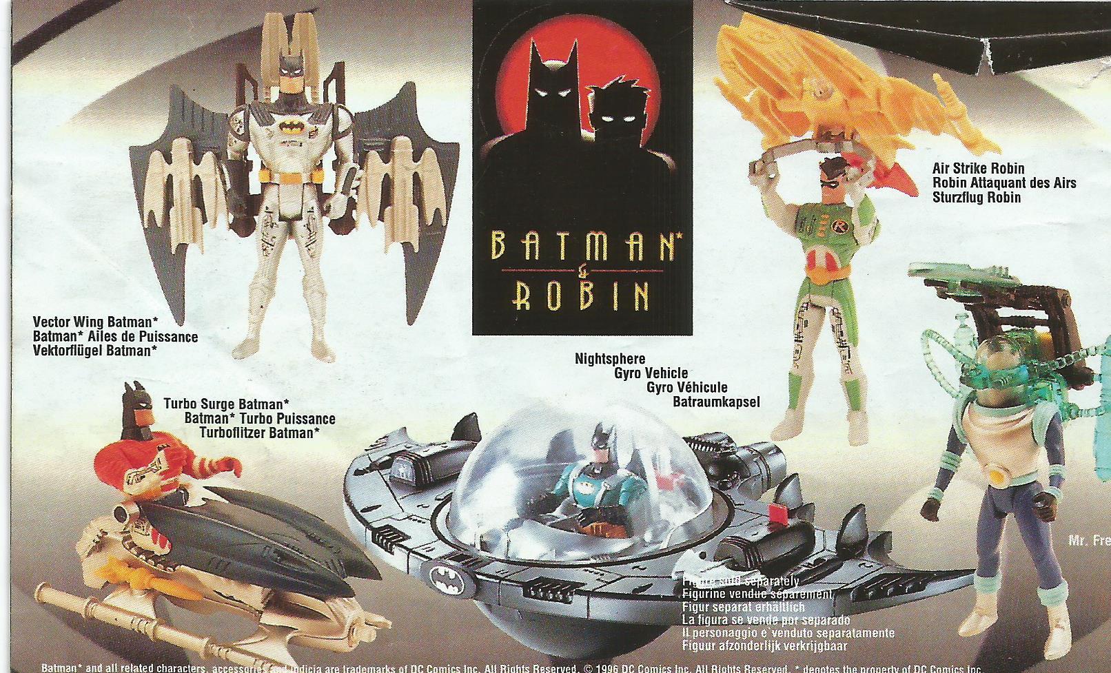 A Batman akciófigurák története - 9.rész