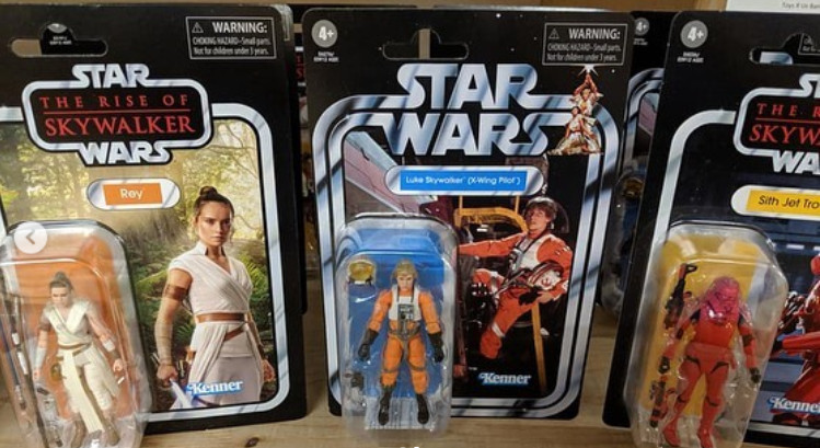 Heti hírharsona: Vintage Collection, Black Series, Lego Star Wars és Hot Wheels