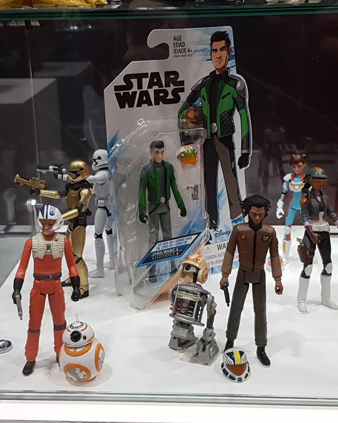 Bemutatták a Resistance és a Black Series Archive figurák csomagolásait