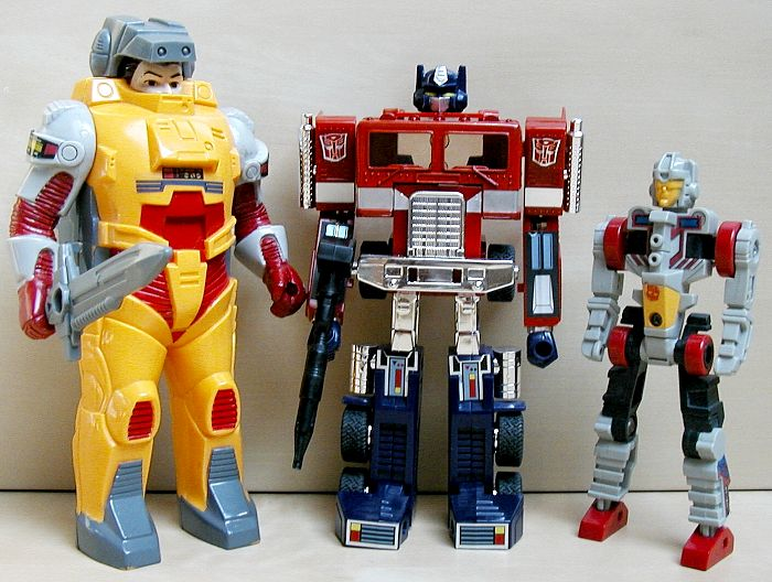 Top 10 - Kedvenc G1 Transformers figuráim