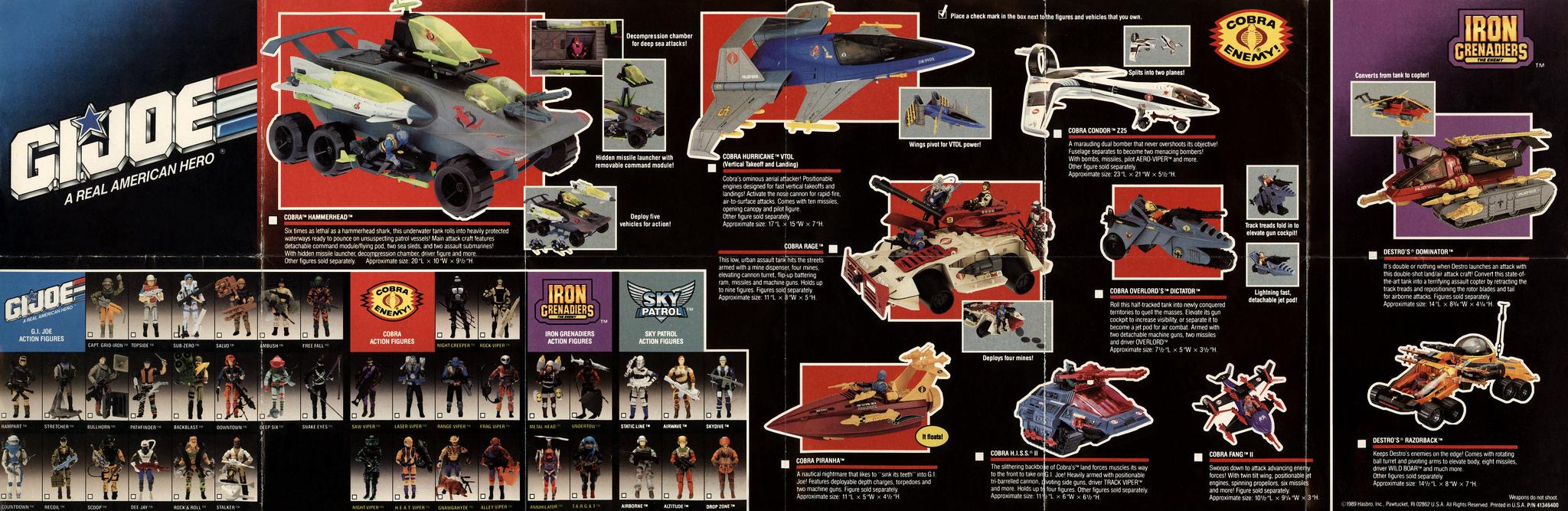 Gyűjtőposzt: Az első 30 vintage G.I.Joe érdekesség