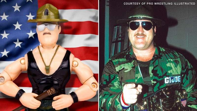Pankrátor a G.I.Joe-k között avagy a Sgt.Slaughter figura története