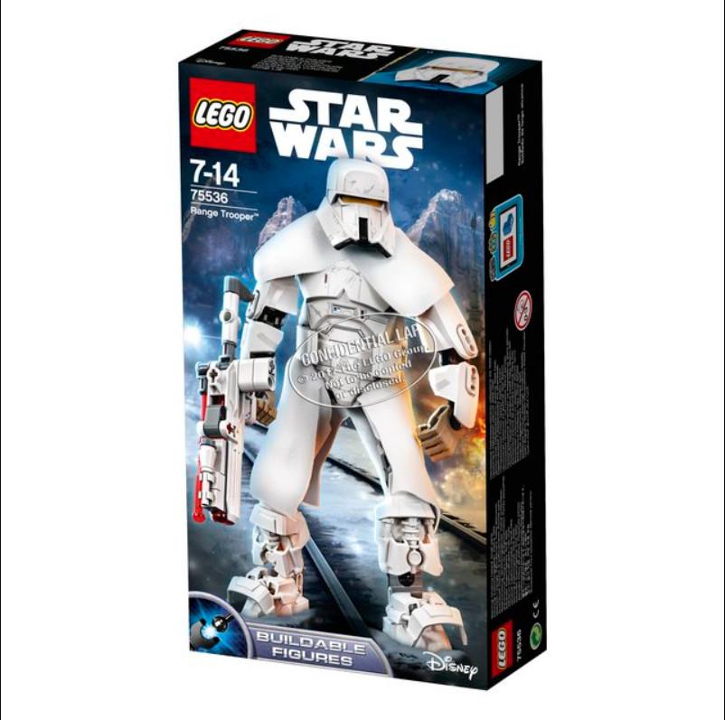 Lego Star Wars Han Solo Range Trooper figura