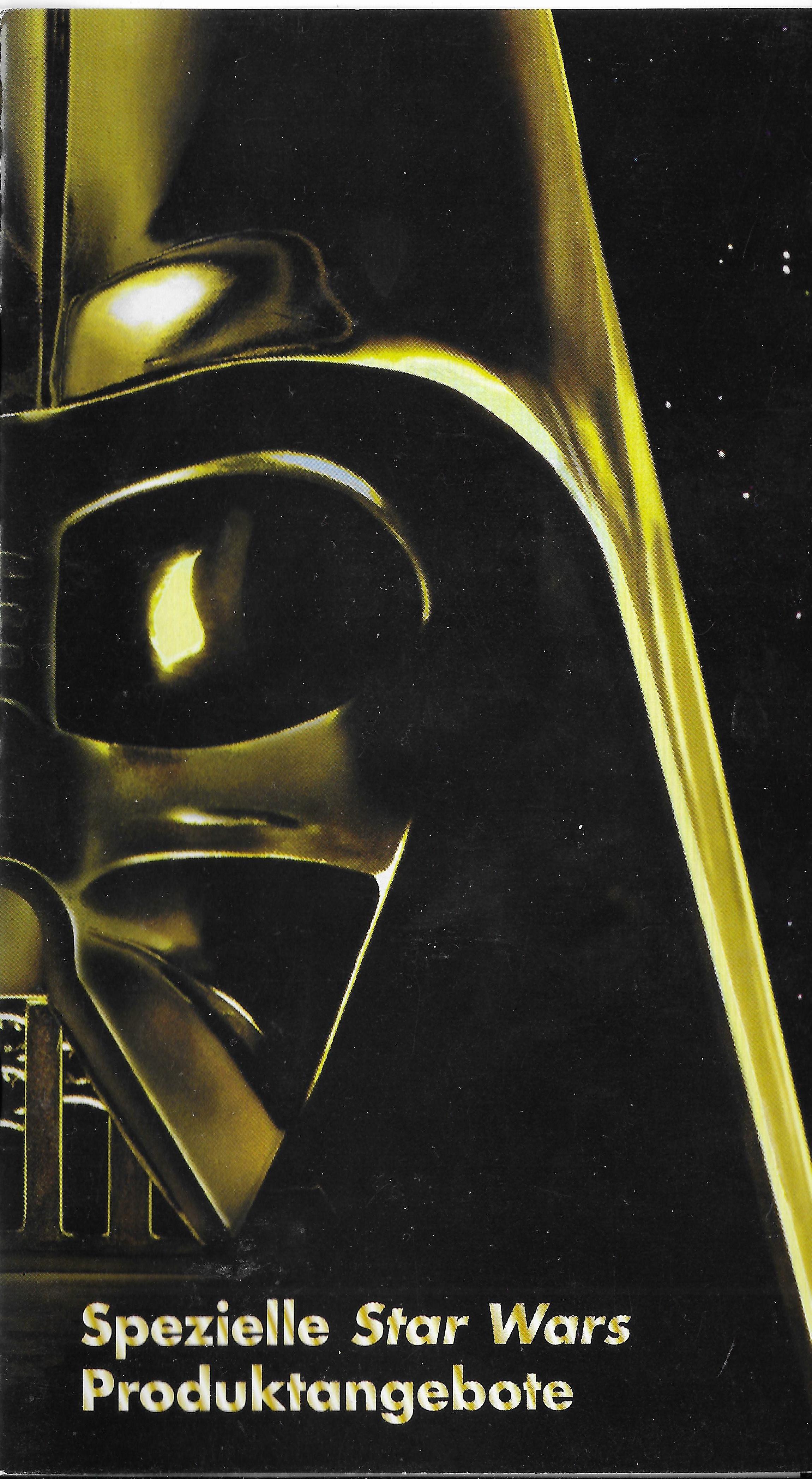1997-es német Star Wars katalógus