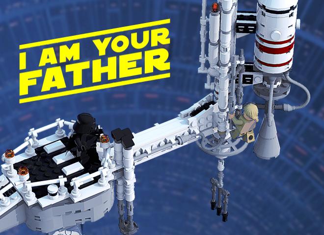 Pletykarovat: Mégis lesz UCS Cloud City Lego ?