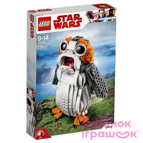 Az első rendes képek a LEGO Star Wars Porg (75230) készletről