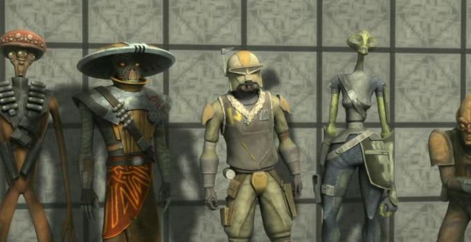 Top 10 legjobban hiányzó Clone Wars figura