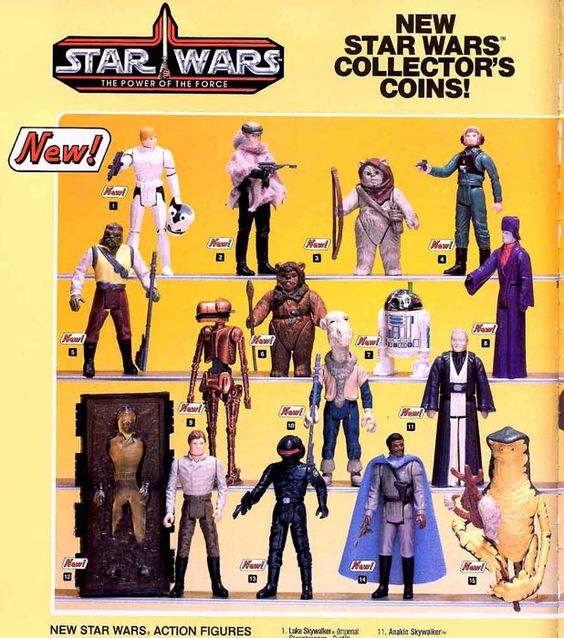 Összefoglaló: Az összes eddigi Vintage Star Wars érdekességek cikkem egy helyen