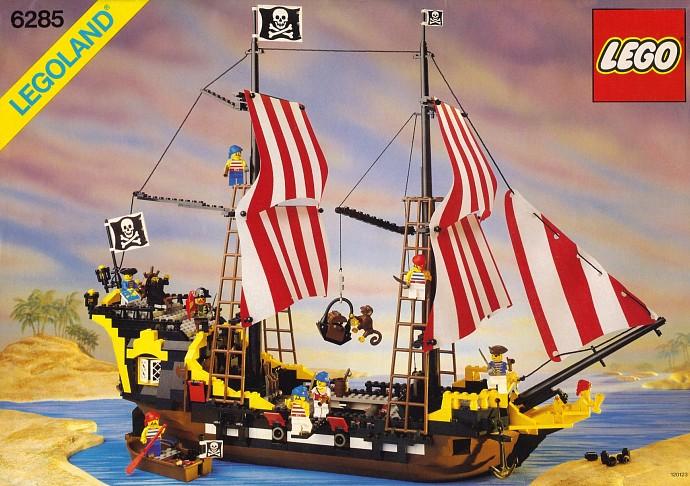 """A Lego Pirates története 1.rész - A """"klasszikus"""" Pirates"""
