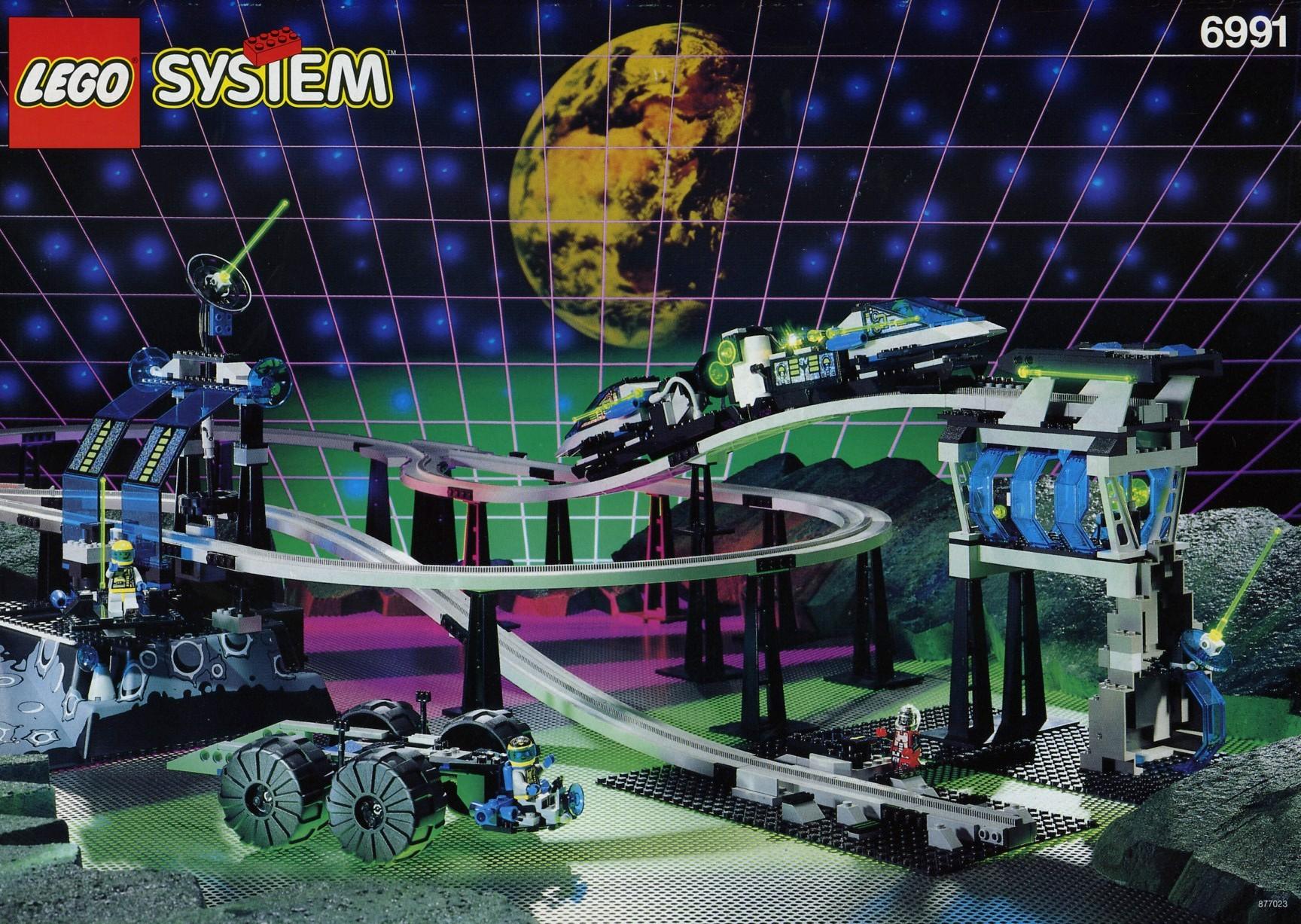 A Lego Space története 4.rész - Ice Planet, Spyrius, Unitron és az Exploriens