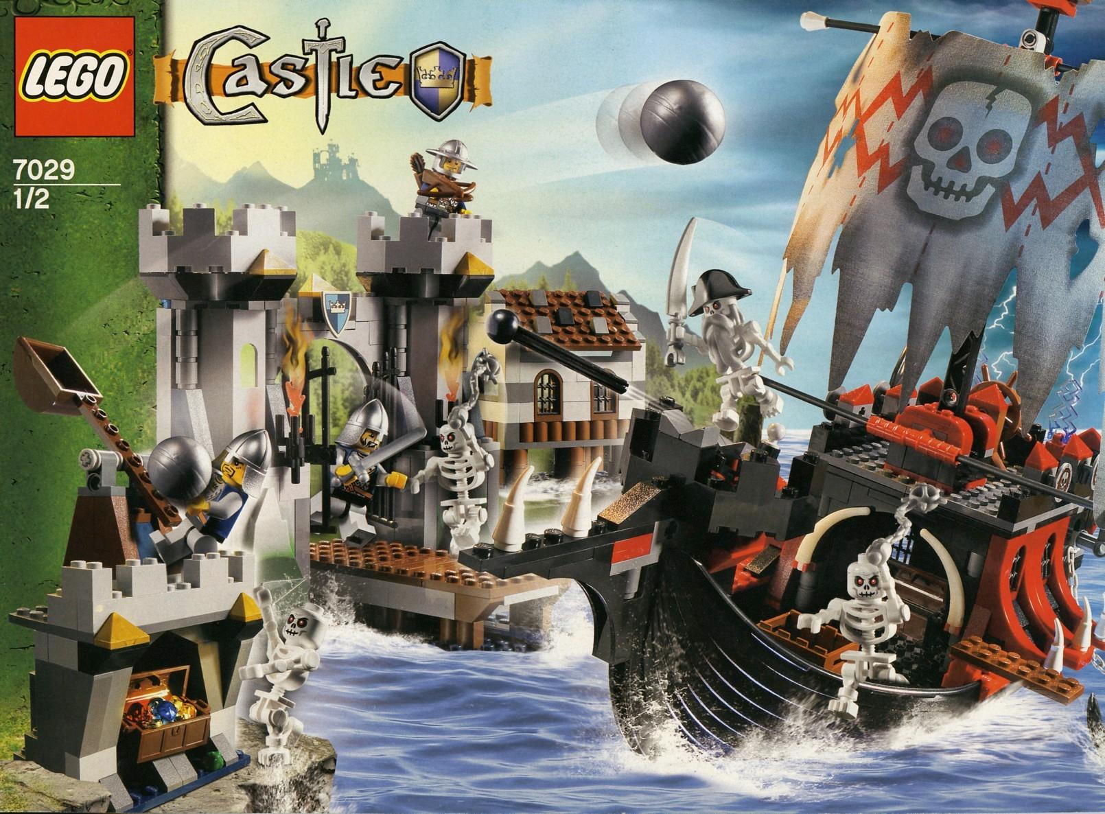 A Lego Castle története 3.rész - Az utolsó felvonás