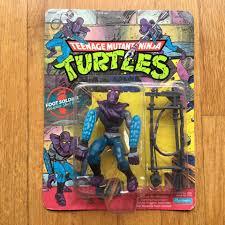 A legértékesebb.....vintage Tini nindzsa teknőcök játékok