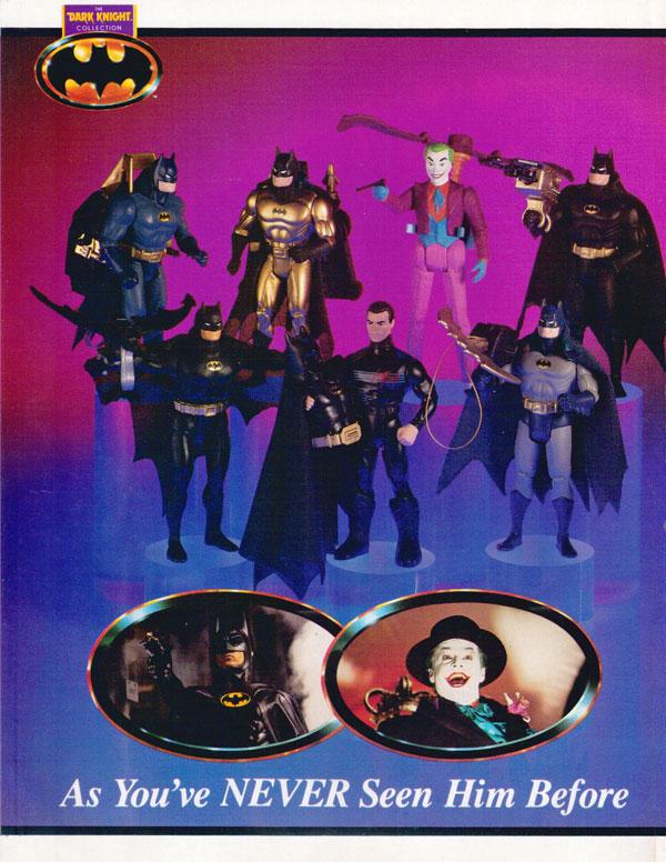A Batman akciófigurák története - 4.rész