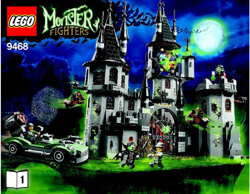 A Lego Monster Fighters története